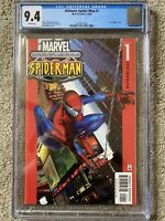 Ultimate Spider-Man #1 1st Print 1st Ultimate Title CGC 9.4
