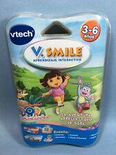 VTech VSmile Motion Dora La Exploradora La Aventura Arregla Todo Spanish Game