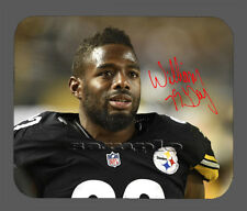 Item#5242 William Gay Pittsburgh Steelers Facsimile Autographed Mouse Pad