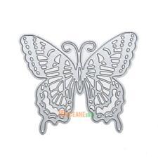 Metal Cutting Dies Stencil Butterfly DIY Scrapbooking Embossing Paper Craft