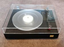 Audio Note TT2 Deluxe Turntable, Arm 2 V2, and Decca Maroon. Excellent condition