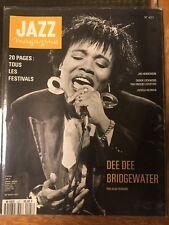 Jazz Magazine Dee Dee Bridgewater cover French Joe Henderson Joshua Redman