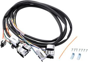 Drag Specialties Chrome Handlebar Switches Harley 82-95 FXDG FLHT FXRS XLH FXR