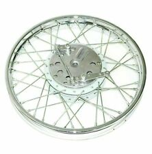 Front Wheel Rim 19'' With 7'' Hub Drum Royal Enfield Bullet 500cc