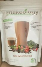 Shakeology Vegan Cafe Latte Weight Loss Protein Drink 30 Serving Bag
