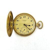 Eterna Taschenuhr 585 Gold Eternawerk