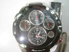 SEIKO SPORTURA MEN'S WATCH KINETIC ALL S/S SAPPHIRE LIMITED EDITION SLQ021