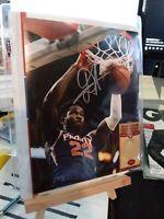 DeAndre Ayton Signed Autographed 8x10 Photo Phoenix Suns with COA