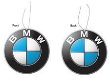 BMW coche insignia Ambientador de doble cara
