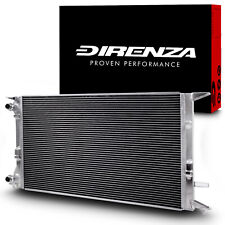 RADIATORE DIRENZA TWIN CORE AUDI A4 S4 A5 S5 A6 S6 Q3 Q5 1.8 TDI 2.0 TFSI