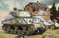 MENG Model TS-043 1/35 U.S MEDIUM TANK M4A3 (76) W TYRANNOSAURUS SERIES Sherman