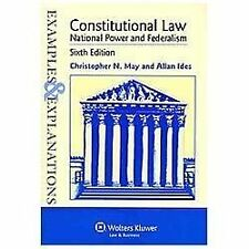 Constitutional Law: National Power and Federalism