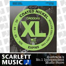 D'Addario EXP-165 Coated Bass Guitar Strings 45-105 Daddario EXP165