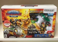 Skylanders Superchargers Starter Pack - Wii Brand New