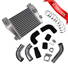 Turbo Cooling Intercooler Kit For Nissan Patrol GU 4.2 TDi TD42 4.2L 2003-07