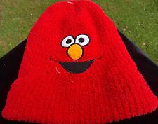 Sesame Street Elmo Happy Smily Face Red Hat Boy Girl Baby Toddler