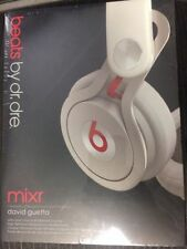 Authentic Beats by Dr. Dre Mixr On-Ear Headphones White By David Guetta