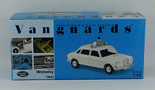 Vanguards Police City of London Wolseley 1800 VA08501 Limited ed Excellent/Boxed