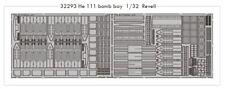 Eduard 1/32 Heinkel He111 Baie Bombes pour Revell Kit #32293