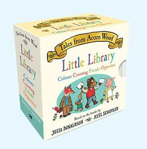 Tales From Acorn Wood Little Library by Julia Donaldson (2020) New Book