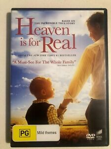 Heaven Is For Real dvd Must Watch Based On A True Story