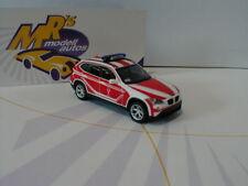 """Herpa 093552 - BMW X1 Kommandowagen weiß-rot """" Feuerwehr Landshut """" 1:87 NEU"""
