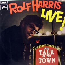 ROLF HARRIS Live! At The Talk Of The Town LP   SirH70