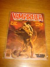 VAMPIRELLA #93 VF (8.0) JANUARY 1981 WARREN HORROR MAGAZINE
