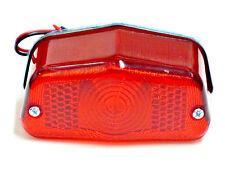 Lucas Style Taillight Unit stop light brake Triumph Norton BSA 1955 to 1965