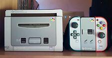 Vinilo Skin Nintendo Switch Retro SNES.DESDE ESPAÑA. NUEVO NEW  Decal. EN BRILLO