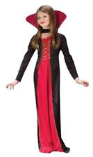 Victorian Vampire Girl's Halloween Costume Child Size 4-6 Small #5359
