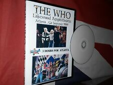 The Who Atlanta 1989 DVD Full Show Pro-Shot Live Concert limited import