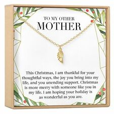 Christmas Gift for Other Mother Necklace, Multiple Styles