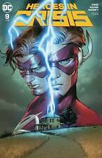 Heroes In Crisis #1-9 | Main & Variant | NM DC Comics 2018-2019