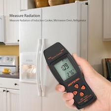 Meterk EMF Meter Digital LCD EMF Detector Electromagnetic Radiation Test C D5W6