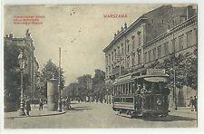 Ansichtskarten aus Polen ohne deutsche Gebiete mit dem Thema Straßenbahn