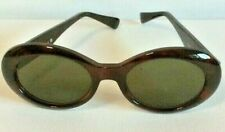 Gianni Versace Vintage Sunglasses In Original Case