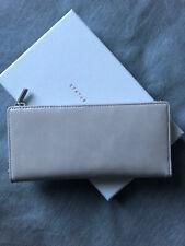 Status Anxiety Dakota Light Grey Wallet Women's RRP $89.95