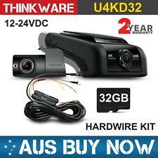 EXPRESS 32GB U4KD32 THINKWARE U1000 FRONT + 2K REAR Truck Car Dash Camera Cam