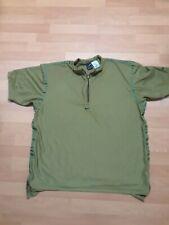 Nike Dri Fit Men's L large green Andre Agassi Polo Tennis Shirt 90s