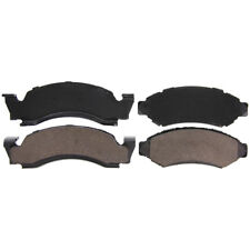 Disc Brake Pad Set-RWD Front Federated D50