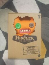 Fuggler funny ugly monster indecisive monster orange