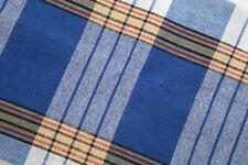 Hamamtuch (Saunatuch, Strandtuch) - blau -100% Baumwolle - 75x180cm