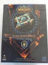 World Of Warcraft TCG Alliance Draenei Priest Class Startter Deck
