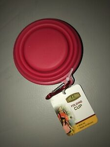 Silicone Retractable Folding Cup Telescopic Portable Collaspible Travel Camping