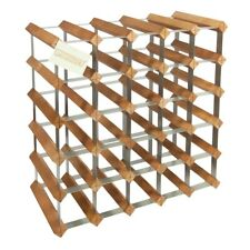 20 29 bottle capacity wine racks for sale ebay rh ebay co uk