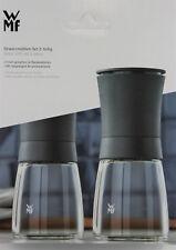 WMF 2 tlg. Gewürzmühlen Set Salz-/Pfeffermühle Ceramill Mahlwerk