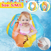Kids Baby Inflatable Float PVC Swimming Ring Water Summer Swim Pool Toy
