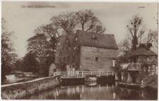 Old Mill Godmanchester RP Postcard B818