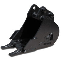 "9"" Rhinox Mini Digger / Excavator Bucket For Kubota K008 / K008-3 / U10 / U10-3"